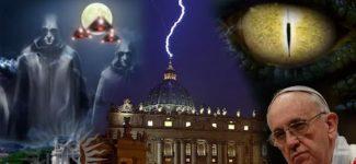 Alcyon Pléiades 7: Fin du Pouvoir Illuminati, Crise et réalité Alien au Vatican