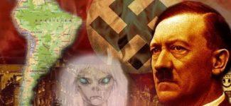 Alcyon Pléiades 18-2: Mort ou fuite d'Hitler en Amérique du Sud? Legs Nazi actuel
