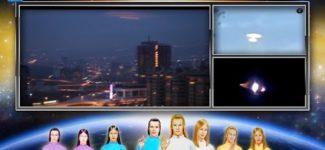 Alcyon Pléiades 21-2: Les Mentors Extraterrestres et Les Vaisseaux