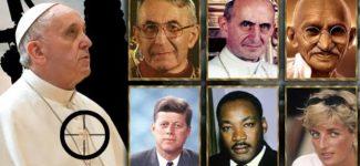 Alcyon Pléiades 28-2: Danger au Vatican, le Pape change, Prophéties et Menaces EI