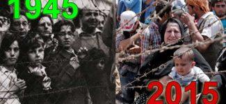Alcyon Pléiades 30-2 EXTRA: Exode Réfugiés. Crises UE. Conspiration NWO. Camps de détention.