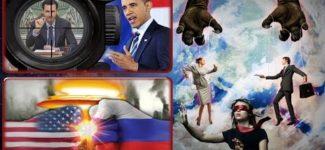 Alcyon Pléiades 31-1: Contre-vérités de la terreur, Syrie. Russie face à la conspiration de l'élite