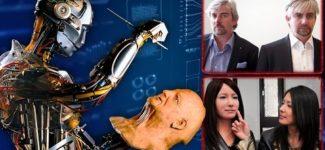 Alcyon Pléiades 34-1: Hommes robotisés, Cyborgs, Super-soldats, Anciens Géants Nephilim