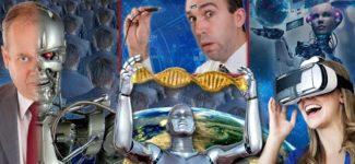 Alcyon Pléiades 34-2: Clones humains, Robots et êtres Synthétiques évolués, Posthumain, Immortalité