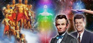 Alcyon Pléiades 60: Patton Réincarnation, immortalité cryogénèse, robotique, Lincoln- Kennedy