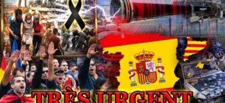 ALCYON PLEIADES 62: Géo-ingénierie, Tremblement de terre, ouragan, référendum, Catalogne, Cisma