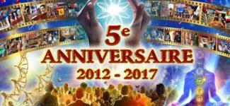 Alcyon Pléiades 65: 5e Anniversaire, Saut quantique, Méditation génétique, Photons lumière