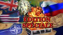 Alcyon Pléiades 70: Bombardement Syrie, faux attaque chimique, sanctions Russie, Guerre Mondiale