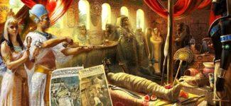Alcyon Pléiades 73: Egypte et Dieux, Malédiction Momies, Médecine, Sirius, Orion, Shemsu Hor