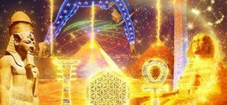 Alcyon Pléiades 74: La Grande Pyramide, le Sphinx, les Obélisques, Technologie Stellaire-Portails