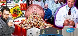 Alcyon Pléiades 79: CONSPIRATION INDUSTRIE PHARMACEUTIQUE, MEDICALE ET ALIMENTAIRE CONTRE LA SANTE
