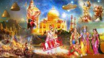 Alcyon Pléiades 81: Colonialisme anglais Inde Vimanas Cosmogonie Technologie.Taj Mahal temple hindou