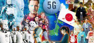 Alcyon Pléiades 83: Japon robotisation, dangers IA, 5G, puce, déshumanisation contrôle dépendance