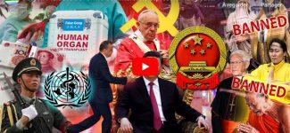 Alcyon Pléiades 96: Chine Communiste, Répression religieuse, Jésuites-Vatican, Trafic d'organes, IA