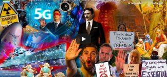 Alcyon Pléiades 97: Manipulation Covid-2e vague-Manifestation, Santé, 5G, Tesla énergie libre
