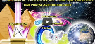 Ark Of The Covenant And The Gold Box